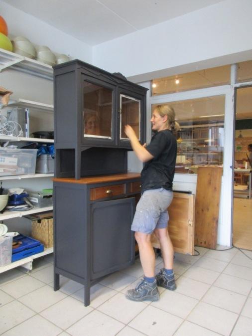 Interior Design Inkerella´s kitchen making of 12