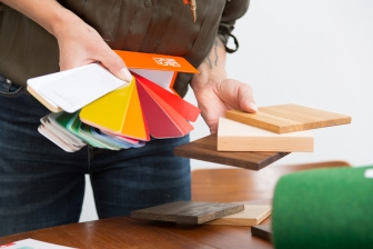 Farb- und Materialberatung