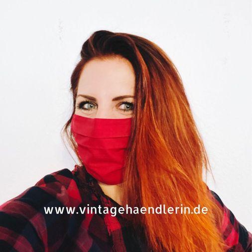 Alltagsmaske_Mund_Nasen_Maske_Kirschrot_4